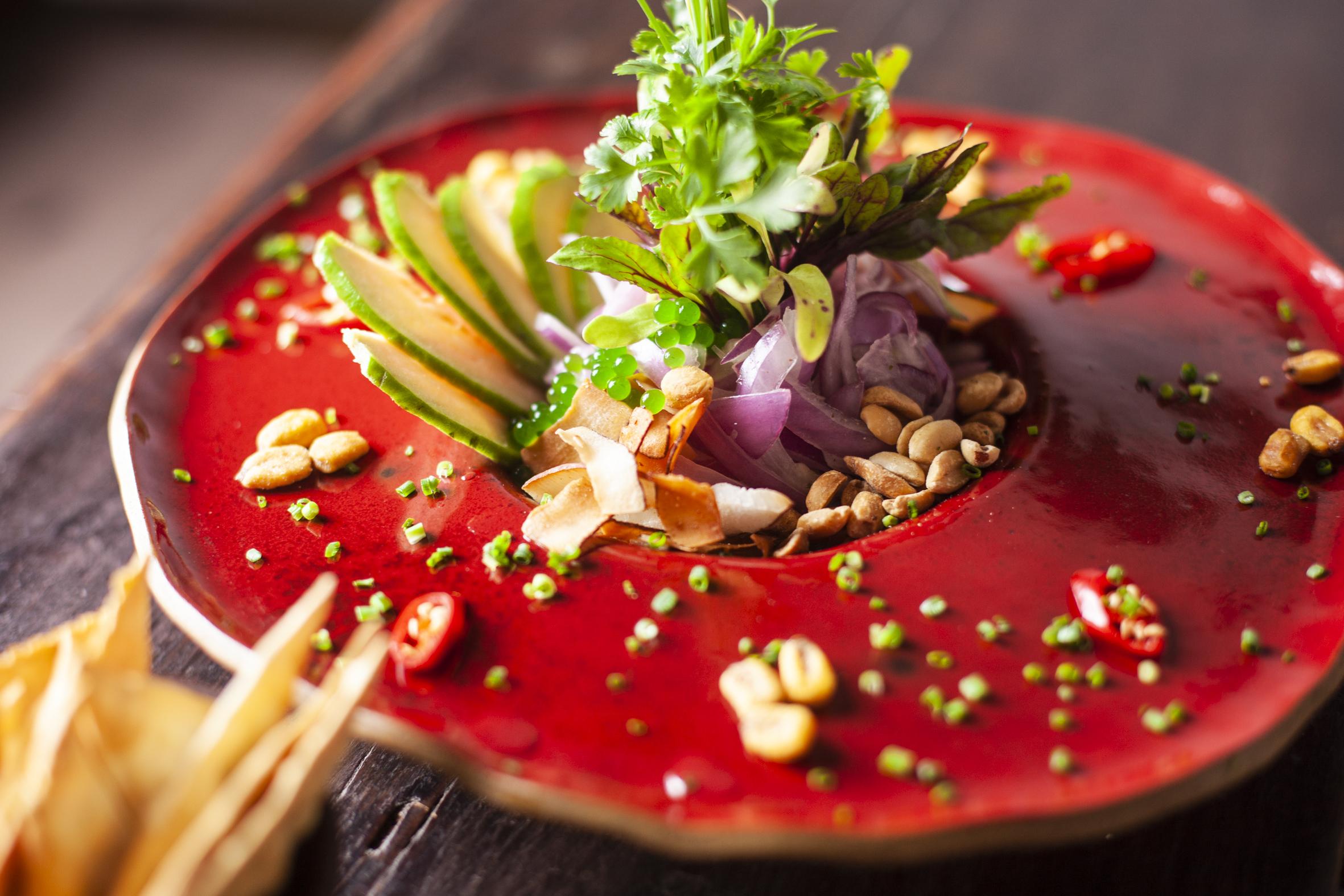 Thai Ceviche